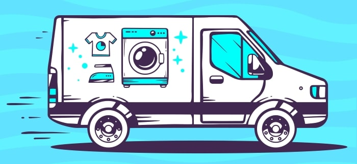 pickup-and-delivery-laundry-van